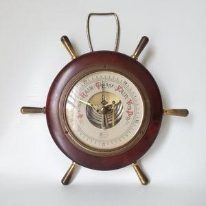 Vintage STELLAR Barometer Made In West Germany